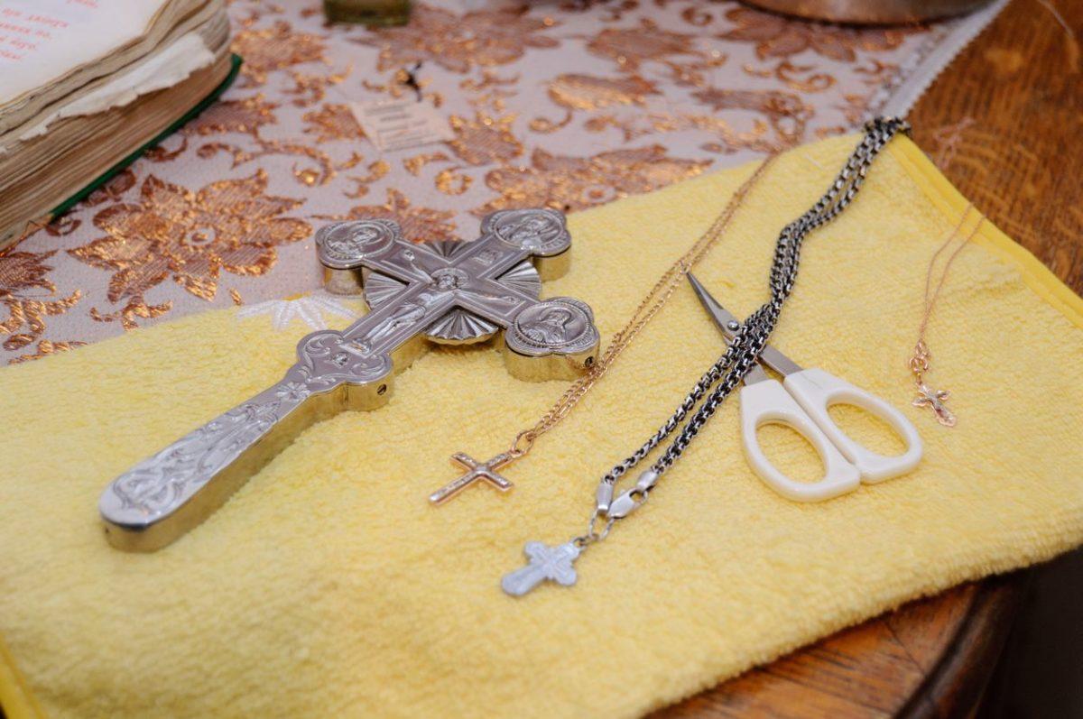 Фотограф на крестины (крещение) в Киеве. Фотосъемка крещения (крестин) в Киеве.