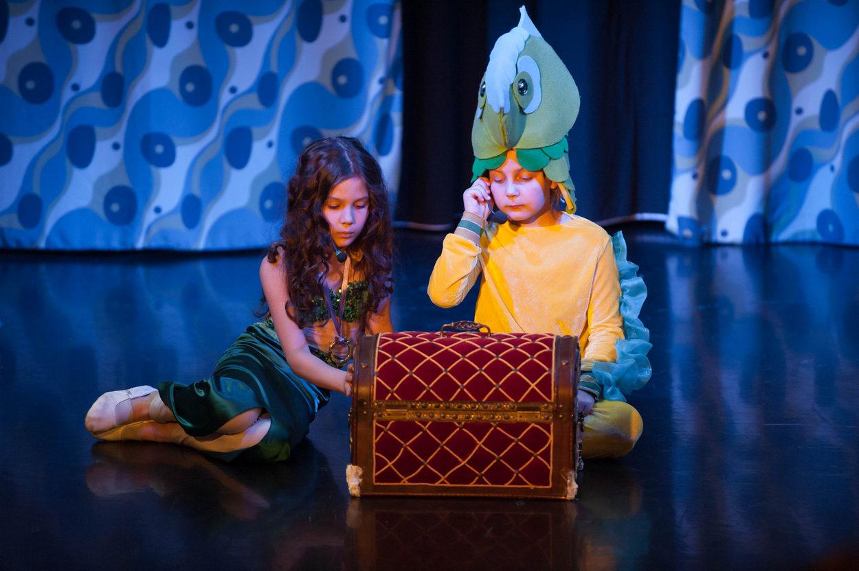 Фотосъемка спектакля в Киеве. Фотограф на детский спектакль и концерт.