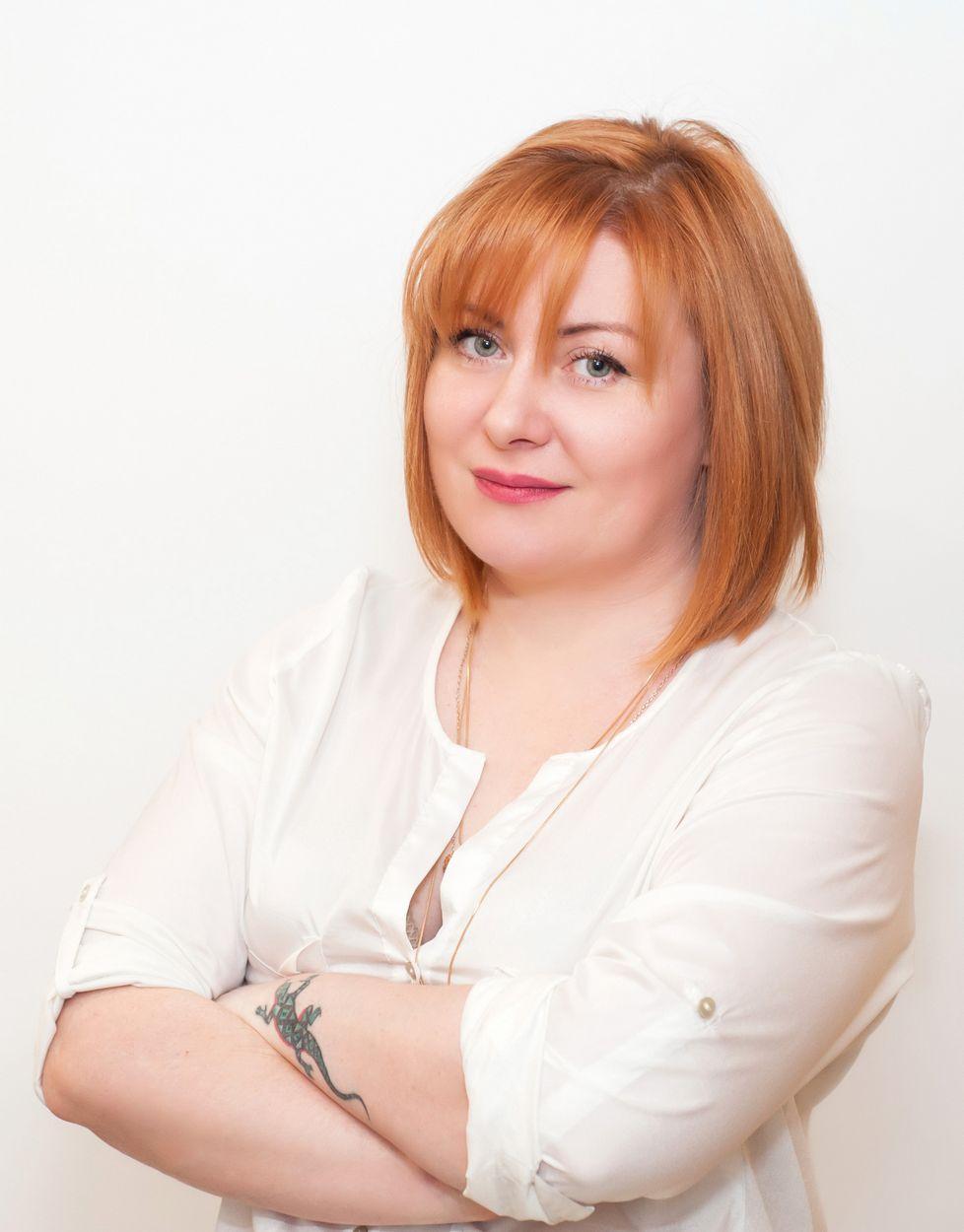 Портретная фотосъемка для сайта. Портретное фото в Киеве.