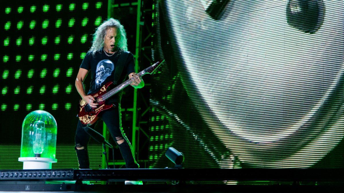 Metallica. Фотосъемка концерта. Фотограф на шоу, выступление, концерт, спектакль в Киеве.